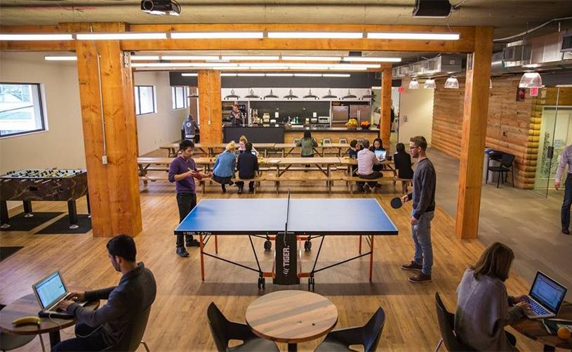 5 fun things to do in a Coworking Space