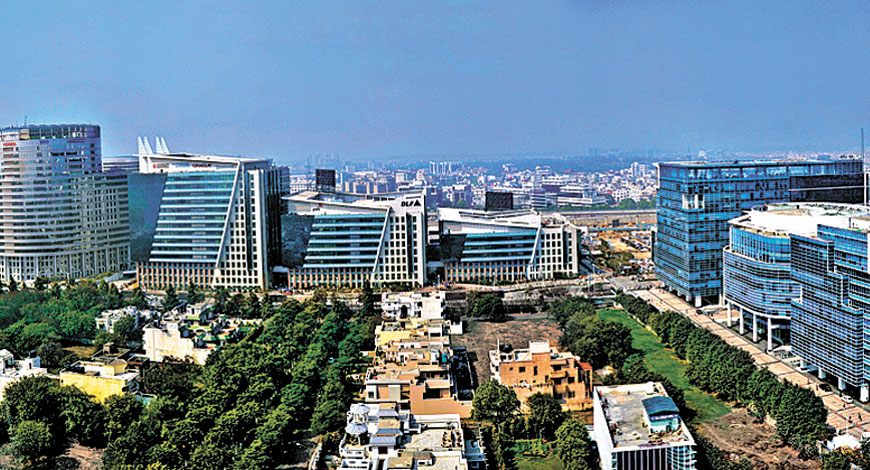 How office space for rent in Gurgaon can make a difference