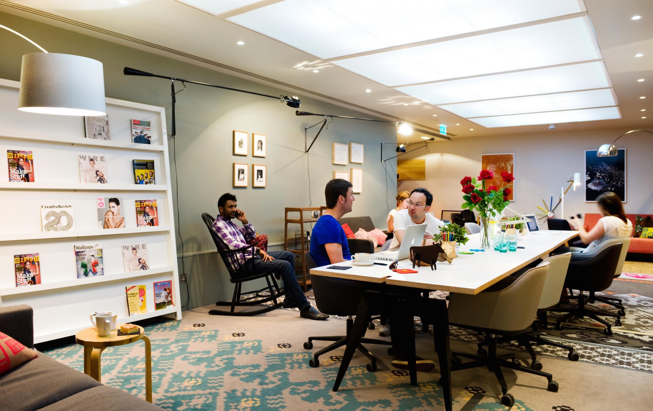 4 fascinating facts about shared office space for rent