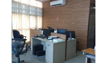 First floor spacious Modern furnished commercial office space available for lease at sunlight colony ashram South delhi