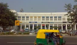 Commercial showroom for lease in outer circle Connaught Place Delhi