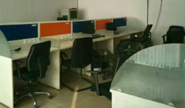 Furnished office space for rent in netaji subhash place north delhi