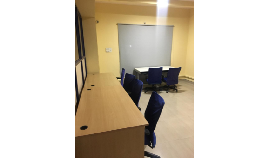 Fully Furnished Office Space available for rent in Yelahanka New Town