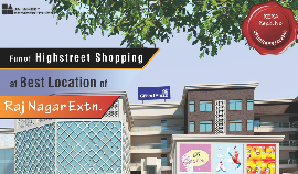 Commercial Shops for Sale in Raj Nagar Extension