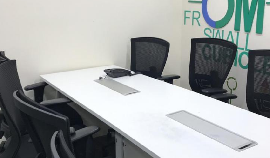 Fully Furnished Office Space in Lucknow
