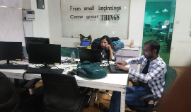 Co Working Space for Rent in Delhi
