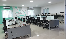 Plug and Play Office Space for Rent Hitech City