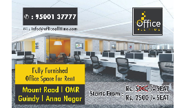 Coworking Office Space With Budget Friendly To Start