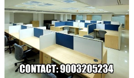 Shared office space for rent starts from 10 seaters