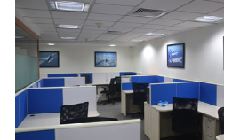 spacious commercial office space for rent in Thousand lights