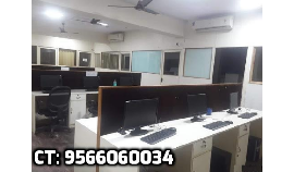 Co Working office for rent at Anna Nagar East Incl of Electricity Maintenance Charges