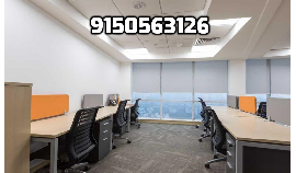 Only 3 month Advance Coworking Office space for rent