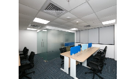 Fully furnished shared workspace for rent in chennai