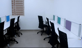 High End IT Infrastructure Office Space in Chennais Prime Commercial Area Anna Salai