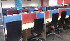 Furnished coworking office space for rent