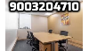 fully furnished coworking space for rent